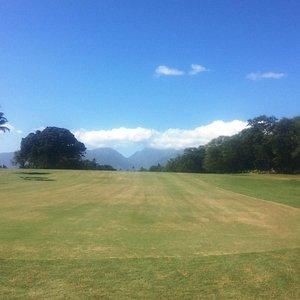 Par 5, 8th Maui Country Club