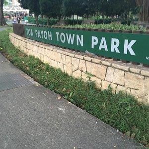 Toa Payoh Town Park 2