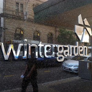 Wintergarden in Brisbane