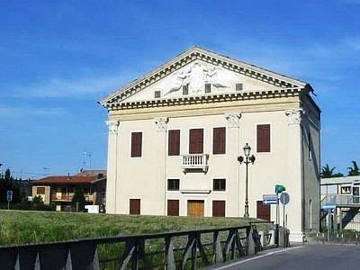 Villa Pisani esterno