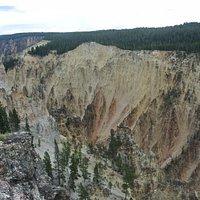 Canyon Village Yellowstone
