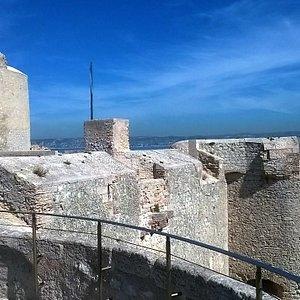 Панорама форта Марсель