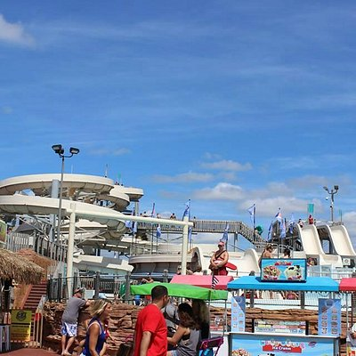 waterpark on the boardwalk