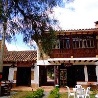 Street view of Restaurante Aromas de la Villa