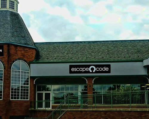Escape Code in the Shoppes at Branson Meadows