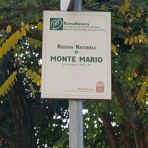 Parco Lineare Ciclopedonale Monte Ciocci - Monte Mario