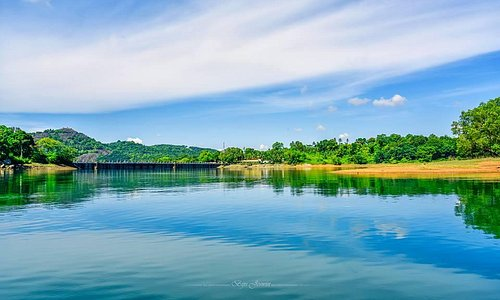 Neyyar Dam ... Nice view...