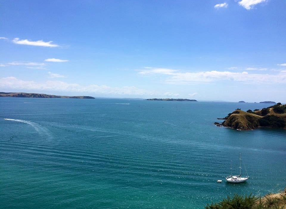 Waiheke Island Headland Sculpture on the Gulf