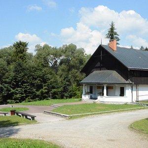 Pieniny National Park Gateway in Czorsztyn