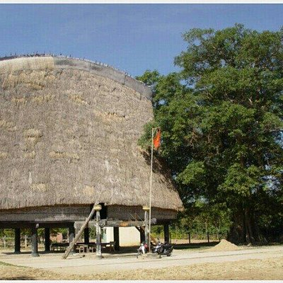 Kon klor rong house