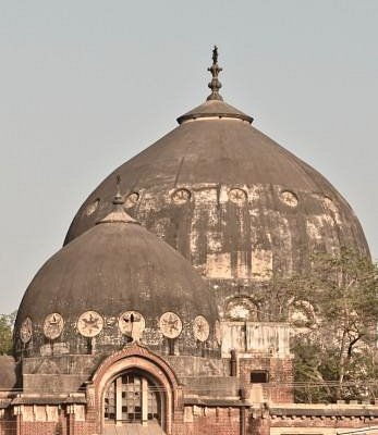second largest dome of Asia