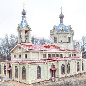 Храм святителя Спиридона Тримифунтского в г.Ломоносов