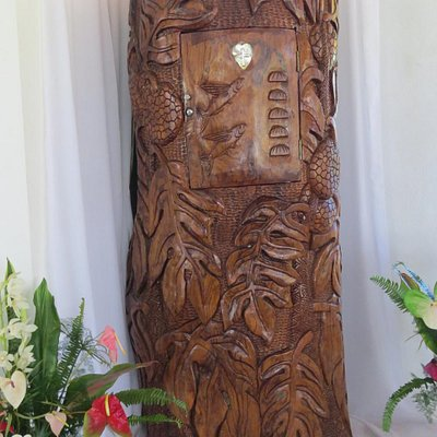 Wood Carved