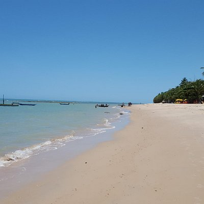 Praia dos pescadores