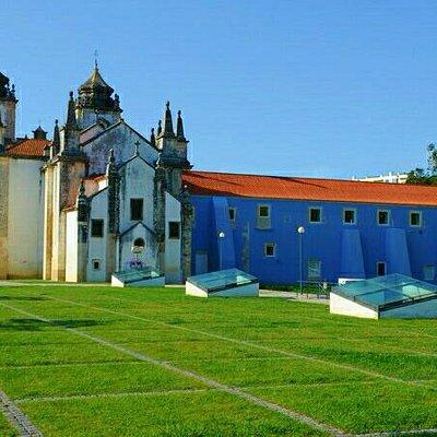 Vista exterior do museu