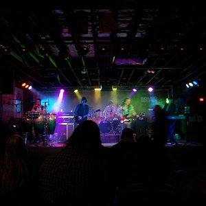 Iron Butterfly at California Brew Haus