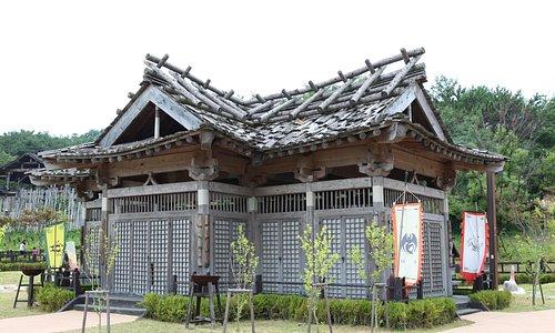 Kaya Themed Park in Kimhae