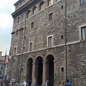 Palazzo Spada: View from the Street