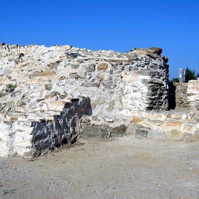 Fortificación medieval en la Penya del Moro