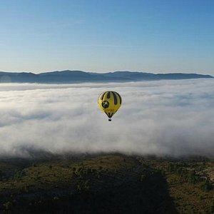 TOTGLOBO_Vuelos en globo por la Sierra de Mariola