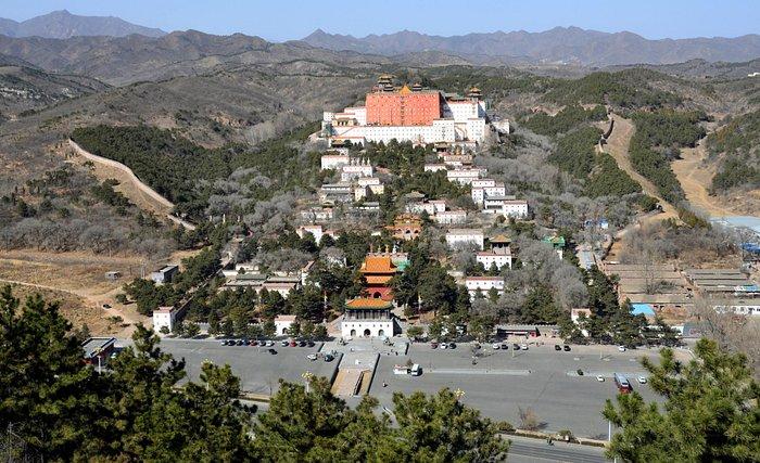 Putuozongcheng Temple / Potala Tibetan Temple Chengde