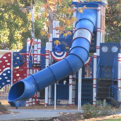 Playground, Serra Park, Sunnyvale, Ca