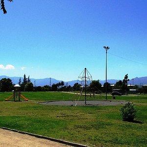 Parque comunal de Rancagua