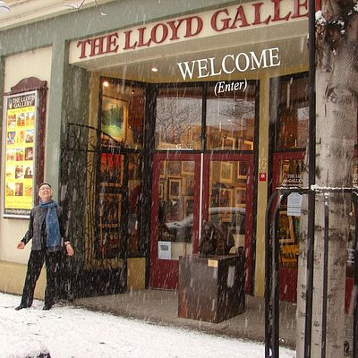 Welcome to The Lloyd Gallery!