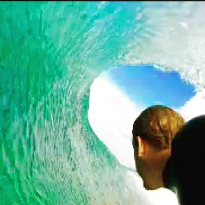 📷 GoPro @nickfowler9 loving life in his hometown. North Shore, O'ahu, Hawai'i