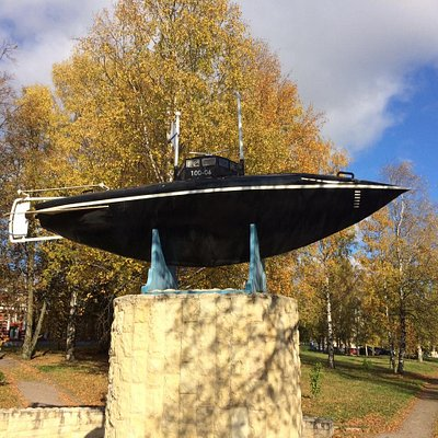 Памятник храбрым