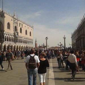 Venecia Piazza San Marco