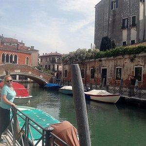 Venecia Canale Grande
