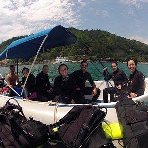 Curso Básico open water