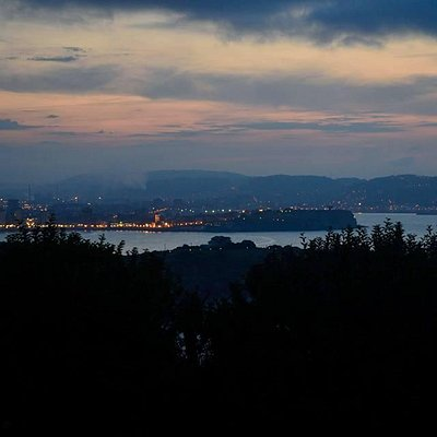 Xixón-Gijón desde la Providencia