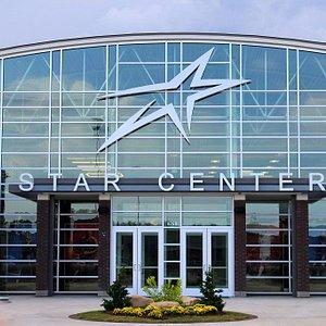 Upward Star Center