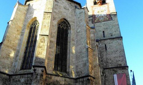 chiesa e abside