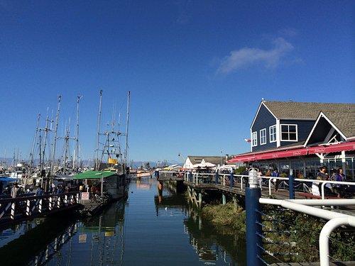 Charming Fisherman Wharf