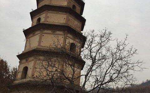 Daqin Pagoda, 2 hours from Xian