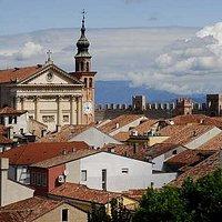 Duomo visto dalla Cinta Muraria