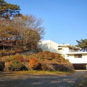 六甲山の上美術館 外観