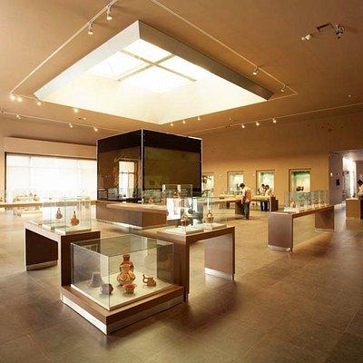 Museo Huacas de Moche, sala 1