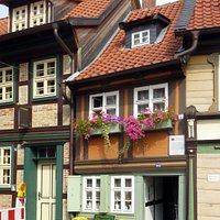 Tysklands minsta hus?