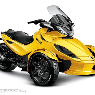 can-am spyder rentals