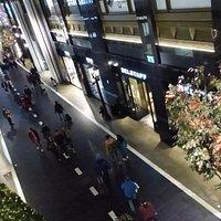 The Boulevard - NYC street scene