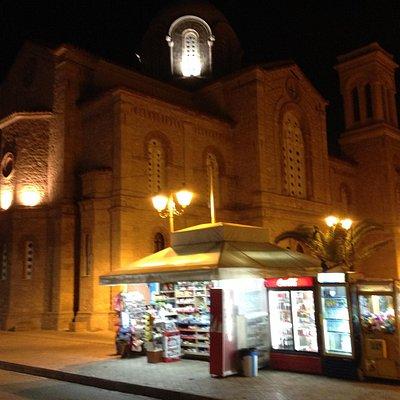 Iglesia de la Santísima Trinidad, Xylocastro