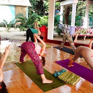 Great yoga, great shala!