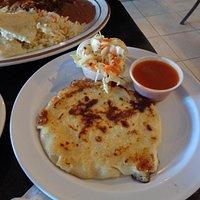 Salvadoran Tortilla.