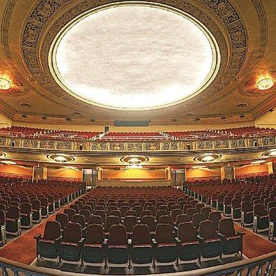 The Virginia Theatre, Champaign, Illinois