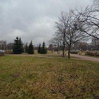 Пулковский парк на Средней Рогатке, Санкт-Петербург