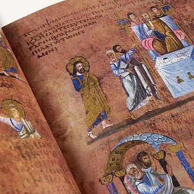 Codice Purpureo di Rossano